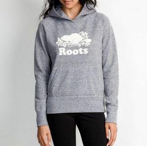 Roots Salt and Pepper Original Kanga Hoodie